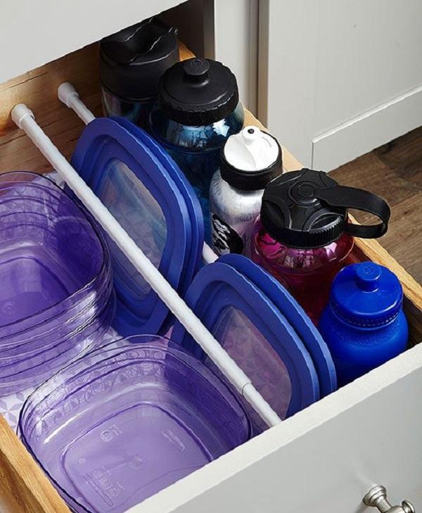 как организовать кухню