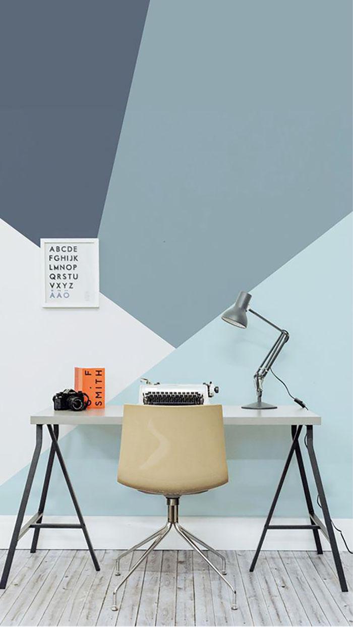дизайн рабочего уголка