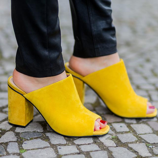виды женской обуви список сфото