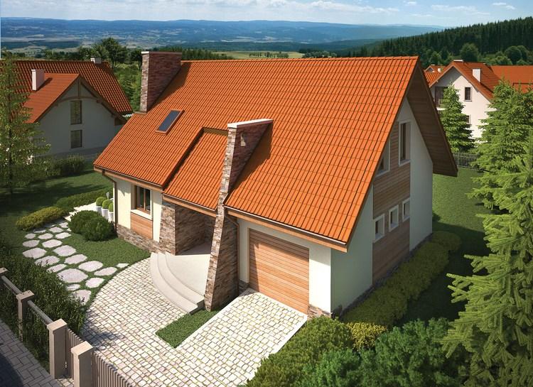 Case mici sub 100 de metri patrati - traditional si modern