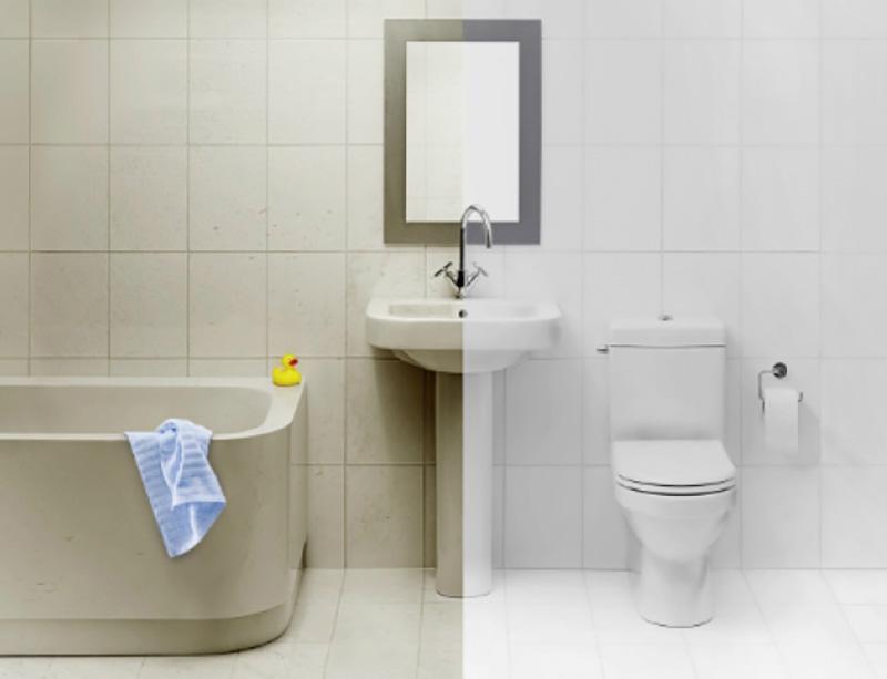как быстро очистить ванну в домашних условиях