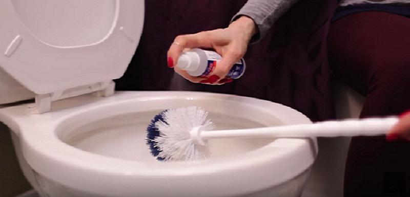 последовательность уборки ванной комнаты