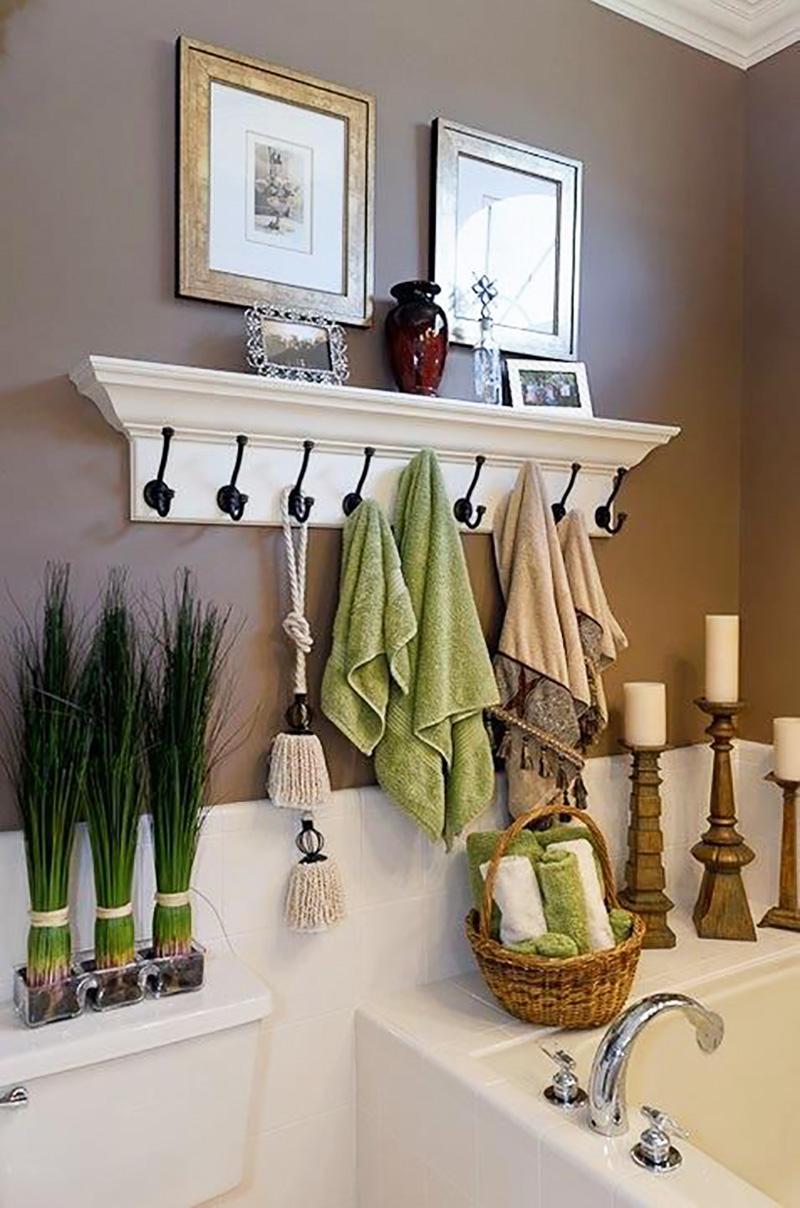 интерьеры и дизайн ванной комнаты