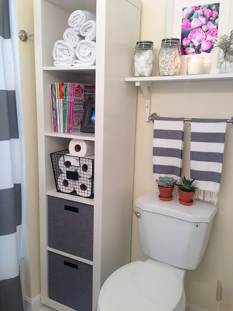 простые идеи дизайн ванной комнаты