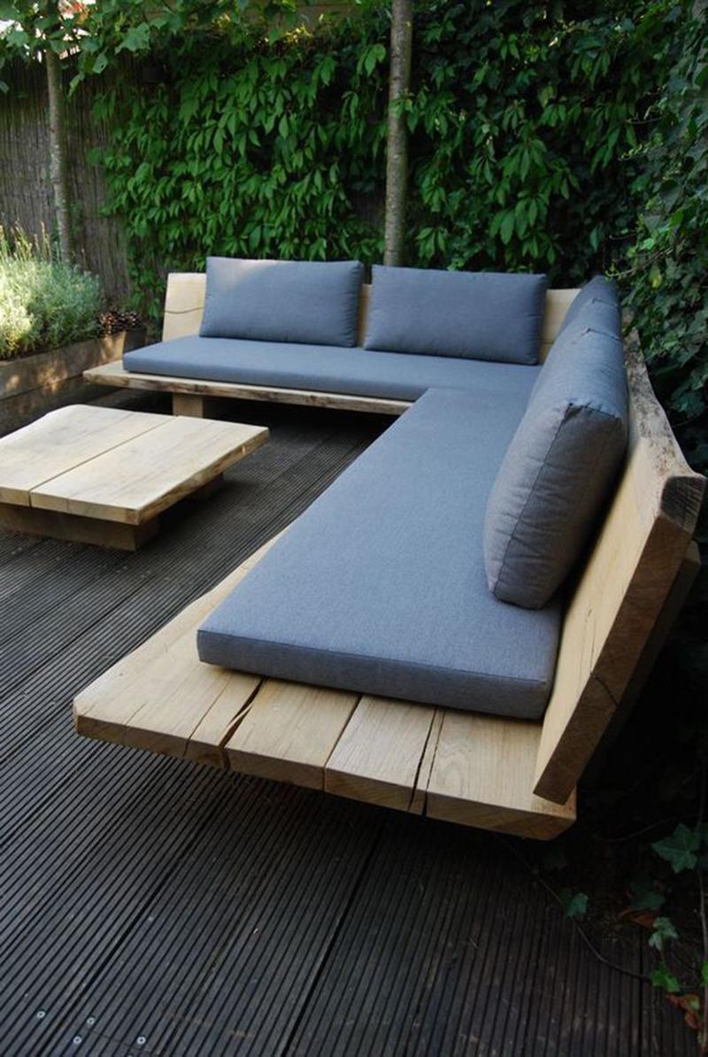 изделия из дерева садовая мебель
