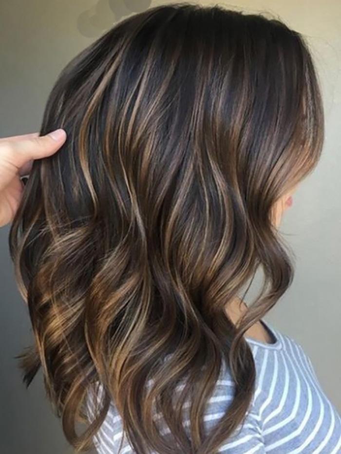 прически и окрашивание волос 2017