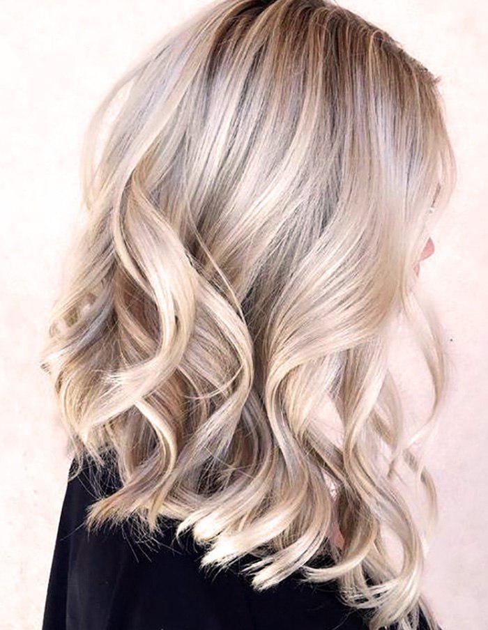 смывка и окрашивание волос