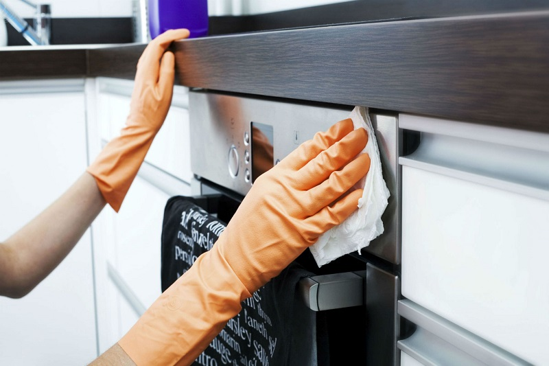 Cu ce se curata mobila de bucatarie din pal de grasime