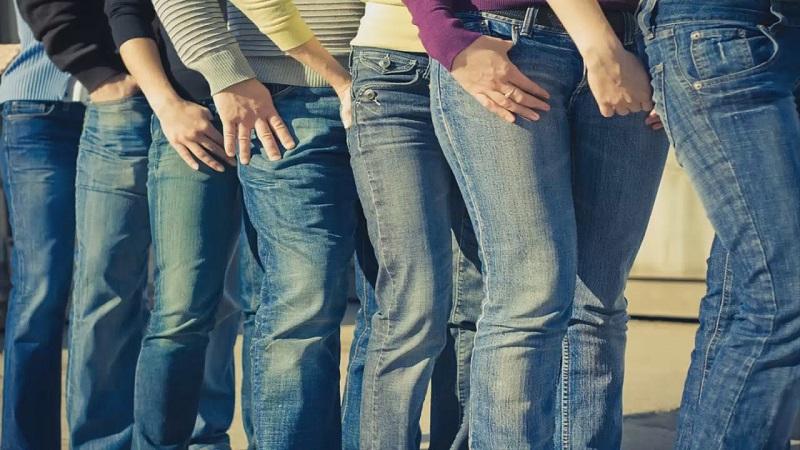 что можно сшить из старых джинсов