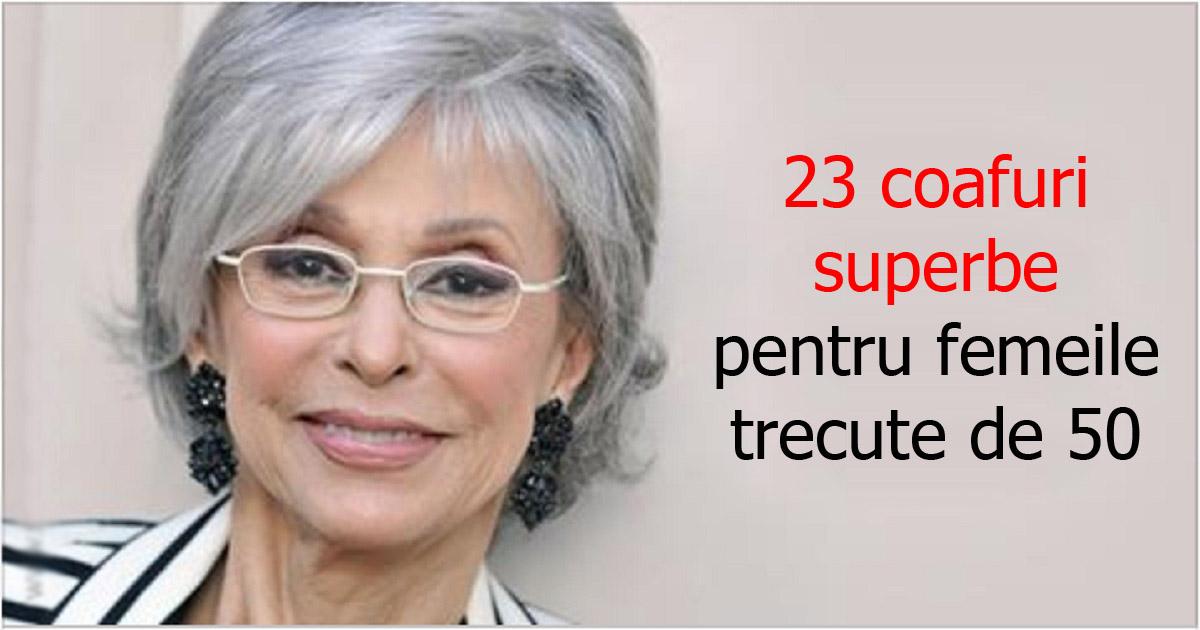 Tunsori Pentru Femeile Trecute De 50 De Ani Cum Să întinerești Cu