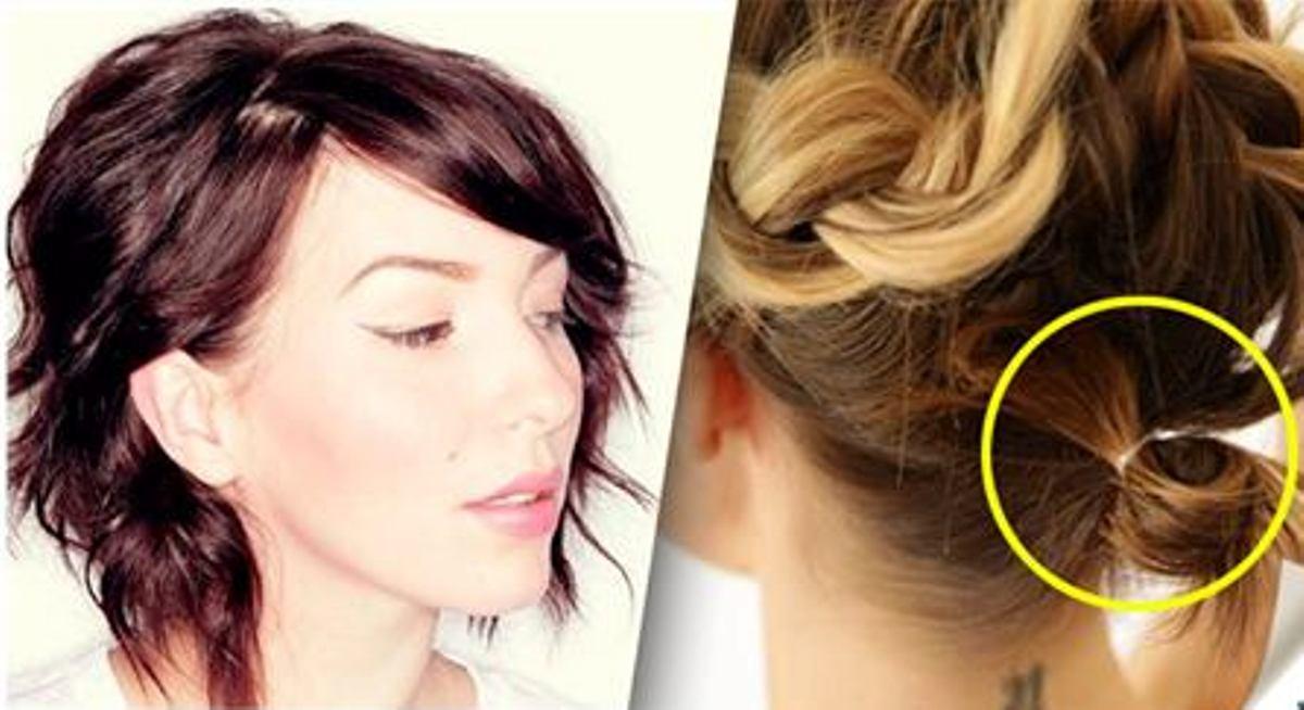 Cum Să ți Faci O Coafură Dacă Ai Părul Scurt 12 Master Class Uri