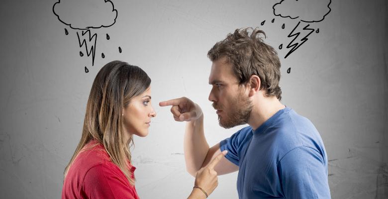 Două persoane care se ceartă des se iubesc mult mai tare decât majoritatea.  Iată care este cauza - Fasingur